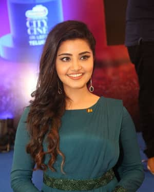 Anupama Parameswaran - Radio City Cine Awards Curtain Raiser 2017 Photos