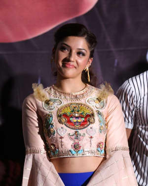 Mehreen Kaur - Raja The Great Movie Theatrical Trailer Launch Photos | Picture 1534009