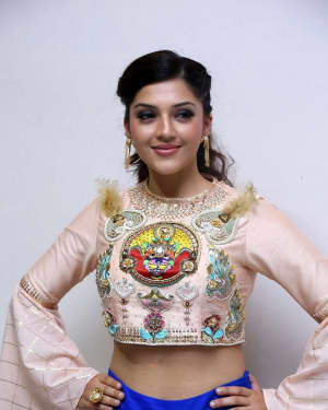 Mehreen Kaur - Raja The Great Movie Theatrical Trailer Launch Photos   Picture 1533978