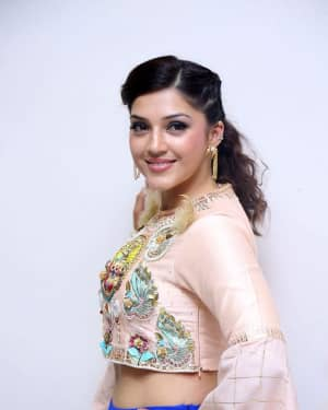 Mehreen Kaur - Raja The Great Movie Theatrical Trailer Launch Photos   Picture 1533977