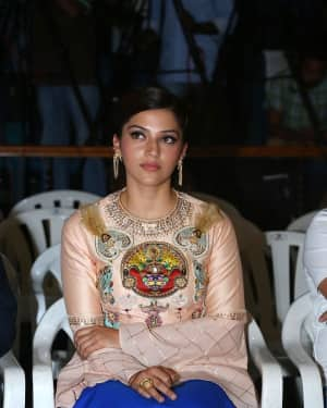 Mehreen Kaur - Raja The Great Movie Theatrical Trailer Launch Photos   Picture 1533990