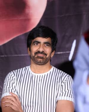 Raja The Great Movie Theatrical Trailer Launch Photos | Picture 1534024