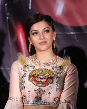 Mehreen Kaur - Raja The Great Movie Theatrical Trailer Launch Photos