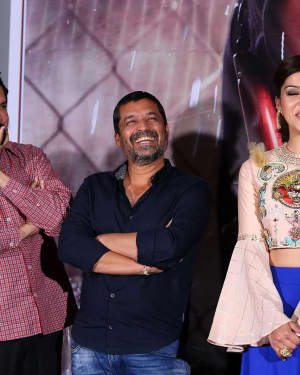 Raja The Great Movie Theatrical Trailer Launch Photos | Picture 1534029