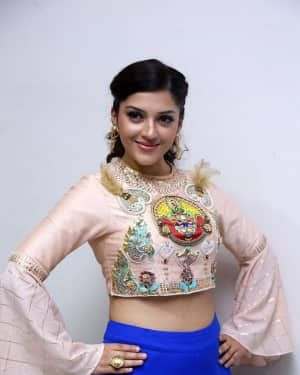 Mehreen Kaur - Raja The Great Movie Theatrical Trailer Launch Photos   Picture 1533980