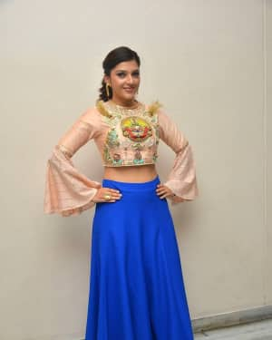 Mehreen Kaur - Raja The Great Movie Theatrical Trailer Launch Photos | Picture 1533941