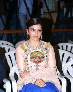 Mehreen Kaur - Raja The Great Movie Theatrical Trailer Launch Photos   Picture 1533988