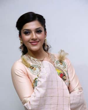 Mehreen Kaur - Raja The Great Movie Theatrical Trailer Launch Photos   Picture 1533982