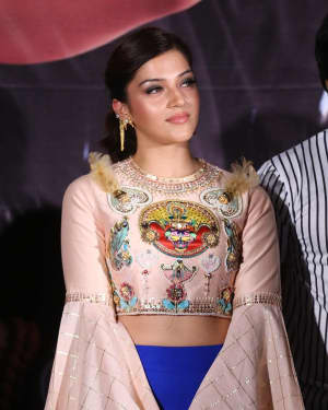 Mehreen Kaur - Raja The Great Movie Theatrical Trailer Launch Photos | Picture 1534012
