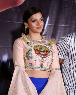 Mehreen Kaur - Raja The Great Movie Theatrical Trailer Launch Photos | Picture 1534004
