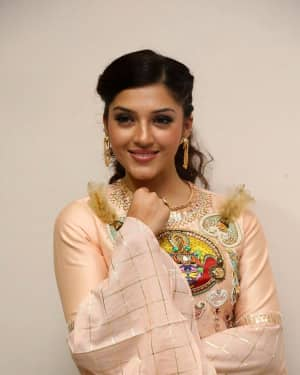 Mehreen Kaur - Raja The Great Movie Theatrical Trailer Launch Photos   Picture 1533976
