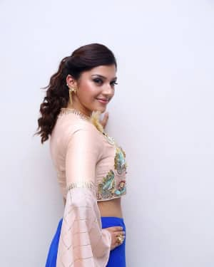 Mehreen Kaur - Raja The Great Movie Theatrical Trailer Launch Photos   Picture 1533984