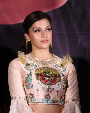 Mehreen Kaur - Raja The Great Movie Theatrical Trailer Launch Photos | Picture 1534020
