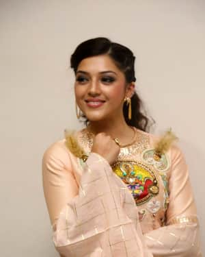 Mehreen Kaur - Raja The Great Movie Theatrical Trailer Launch Photos   Picture 1533975