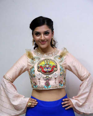 Mehreen Kaur - Raja The Great Movie Theatrical Trailer Launch Photos   Picture 1533983