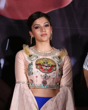 Mehreen Kaur - Raja The Great Movie Theatrical Trailer Launch Photos | Picture 1534016