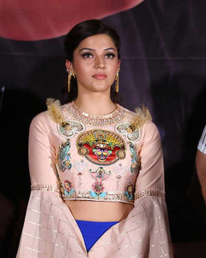 Mehreen Kaur - Raja The Great Movie Theatrical Trailer Launch Photos | Picture 1534015