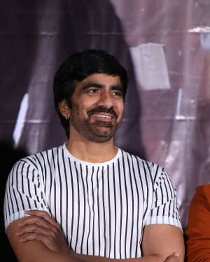 Raja The Great Movie Theatrical Trailer Launch Photos | Picture 1534019
