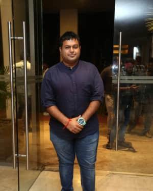 Thaman. S - Mahanubhavudu Success Meet Photos   Picture 1534738