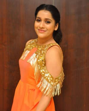 Rashmi Gautam at Next Nuvve Audio Launch Photos