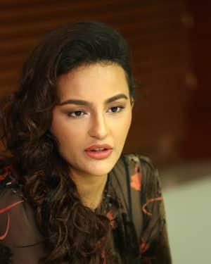 Seerat Kapoor Interview For Raju Gari Gadhi 2 Photos   Picture 1535109