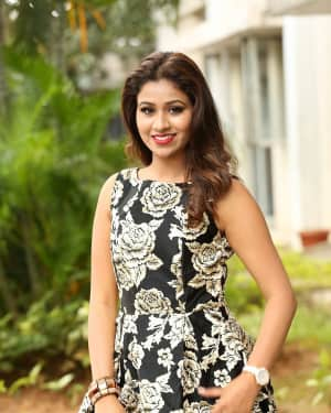 Actress Manali Rathod at Howrah Bridge Movie Teaser Launch Photos