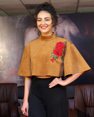 Seerat Kapoor - Raju Gari Gadhi 2 Press Meet Photos