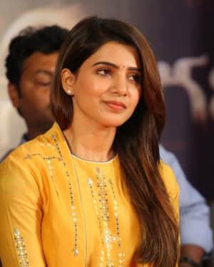 Samantha Akkineni - Raju Gari Gadhi 2 Press Meet Photos
