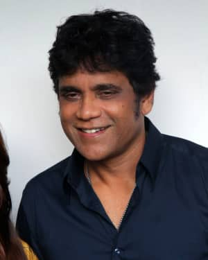 Nagarjuna Akkineni - Raju Gari Gadhi 2 Press Meet Photos