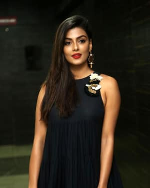 Anisha Ambrose at Vunnadhi Okate Zindagi Audio Launch Photos | Picture 1536357