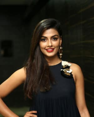 Anisha Ambrose at Vunnadhi Okate Zindagi Audio Launch Photos | Picture 1536366