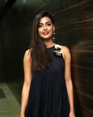 Anisha Ambrose at Vunnadhi Okate Zindagi Audio Launch Photos | Picture 1536362