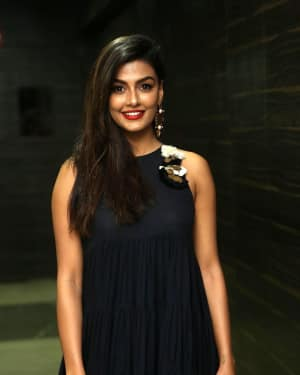 Anisha Ambrose at Vunnadhi Okate Zindagi Audio Launch Photos | Picture 1536358