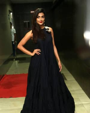 Anisha Ambrose at Vunnadhi Okate Zindagi Audio Launch Photos | Picture 1536351