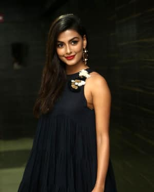 Anisha Ambrose at Vunnadhi Okate Zindagi Audio Launch Photos | Picture 1536356