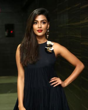 Anisha Ambrose at Vunnadhi Okate Zindagi Audio Launch Photos | Picture 1536368