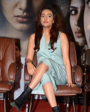 Seerat Kapoor at Raju Gari Gadhi 2 Movie Success Meet Photos | Picture 1536981