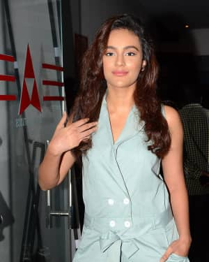 Seerat Kapoor at Raju Gari Gadhi 2 Movie Success Meet Photos | Picture 1536980