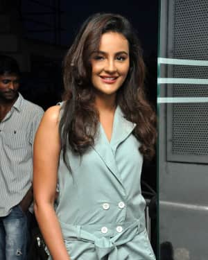 Seerat Kapoor at Raju Gari Gadhi 2 Movie Success Meet Photos | Picture 1536964