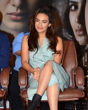Seerat Kapoor at Raju Gari Gadhi 2 Movie Success Meet Photos | Picture 1536986
