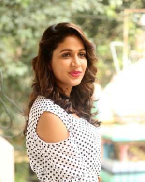 Actress Lavanya Tripathi Interview For Vunnadhi Okate Zindagi Photos