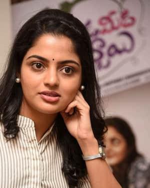 Actress Nikhila Vimal Interview for Meda Meeda Abbayi Movie Photos | Picture 1525227
