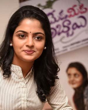 Actress Nikhila Vimal Interview for Meda Meeda Abbayi Movie Photos | Picture 1525226