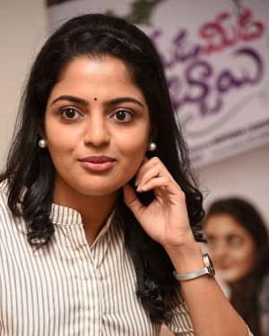 Actress Nikhila Vimal Interview for Meda Meeda Abbayi Movie Photos | Picture 1525228