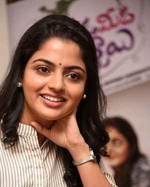 Actress Nikhila Vimal Interview for Meda Meeda Abbayi Movie Photos | Picture 1525233