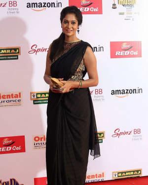 Actress Sindhu Affan at Mirchi Awards 2017 Photos | Picture 1525448