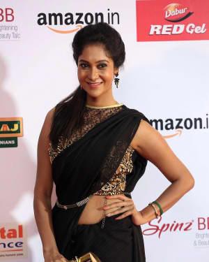 Actress Sindhu Affan at Mirchi Awards 2017 Photos | Picture 1525452