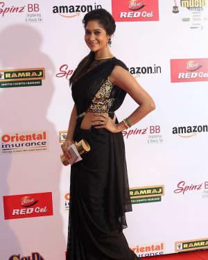 Actress Sindhu Affan at Mirchi Awards 2017 Photos | Picture 1525449