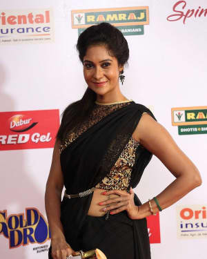 Actress Sindhu Affan at Mirchi Awards 2017 Photos | Picture 1525457