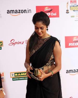 Actress Sindhu Affan at Mirchi Awards 2017 Photos | Picture 1525447